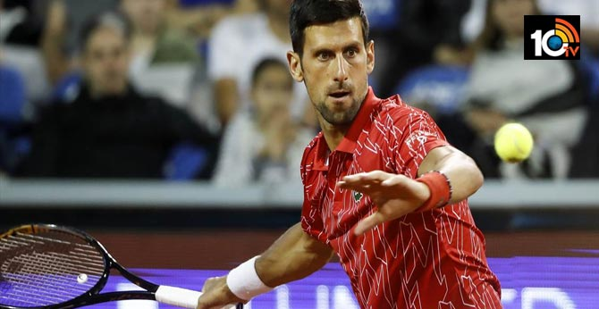 Tennis Star Novak Djokovic Tests Positive for Coronavirus