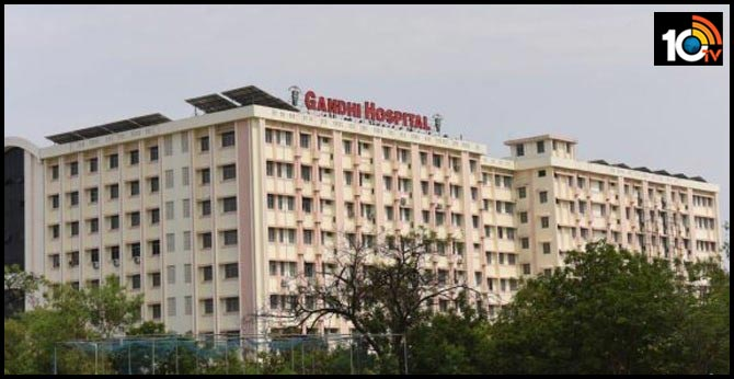 Tension in Gandhi Hospital: Junior doctors not joining in on duty