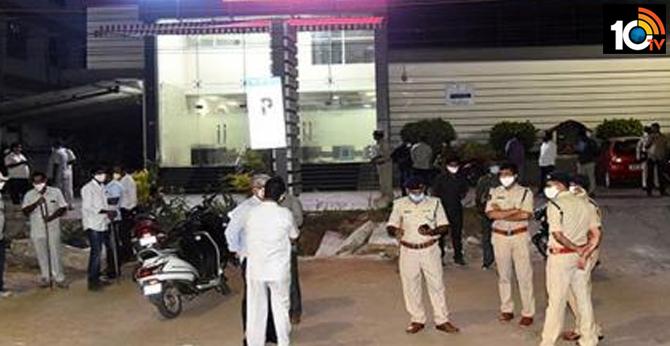 Vijayawada Gang War: Sandeep, Pandu Had Personal Enmity