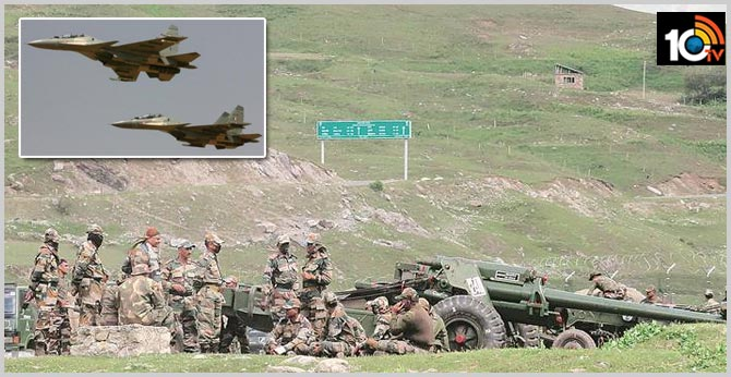 War Situation on the India-China Borders ..Indian Air Force at Galvana Valley