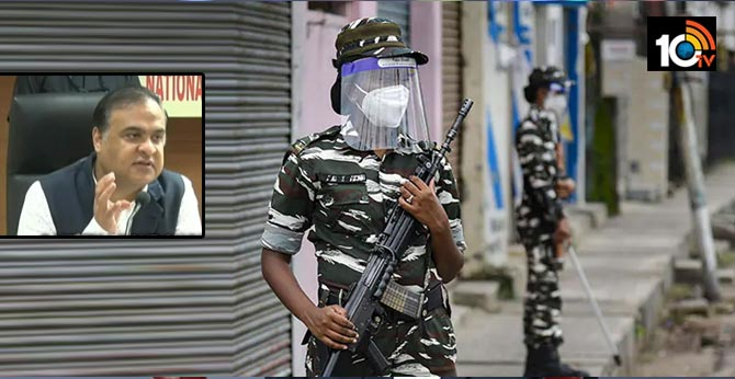 "2-Week Lockdown In Guwahati From Monday; Minister Says ""Shop By Sunday"""