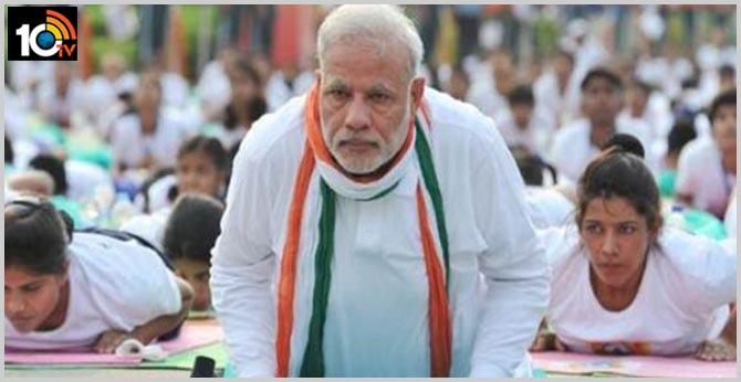 21 Day Yoga Day, Stay Home PM Narendra Modi's message on International Yoga Day 2020