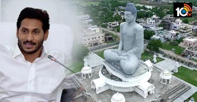 Ys Jagan mohan reddy Master Plan on Amaravati in AP State