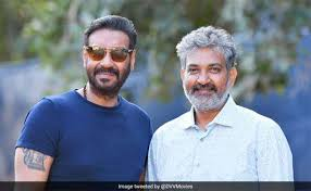Ajay Devgun is A key role in RRR