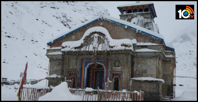 chardham yatra to begin on limited scale from june 8