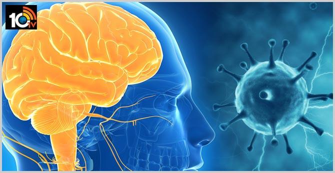 coronavirus attack on the brain