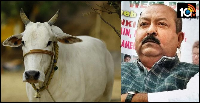 declare cow as national animal impose fine of rs 2 lakh on people selling gaumata to butchers
