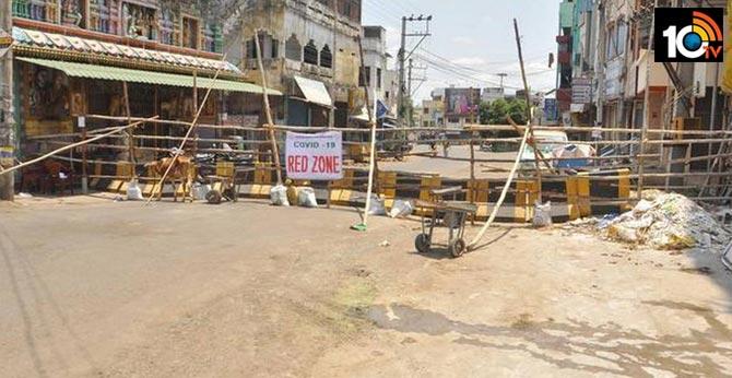 lock down again in East Godavari District