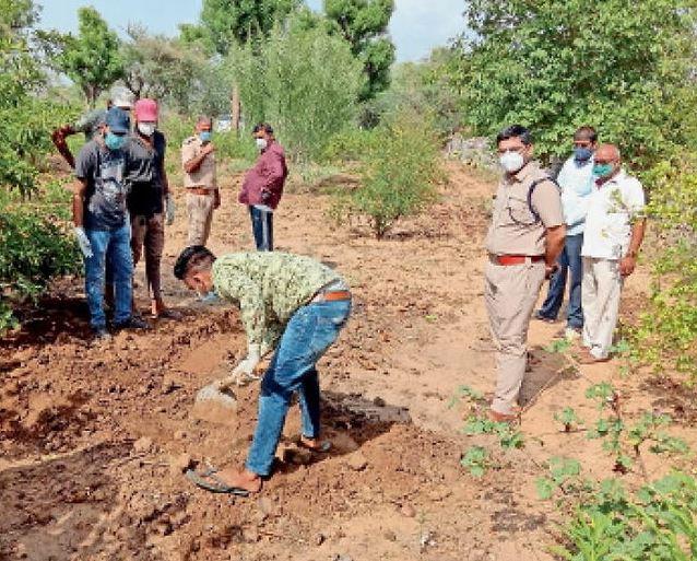 Rajasthan 55 years old wife 60 years drunkard husband killed in Pali District