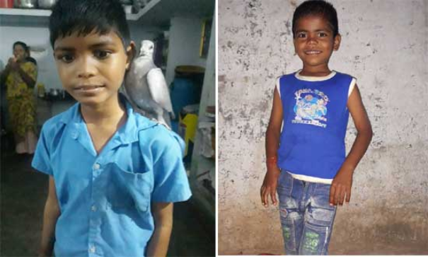 Poison pellets mixed in the chicken curry, two Children died
