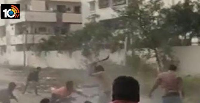 police serious on vijayawada gang war