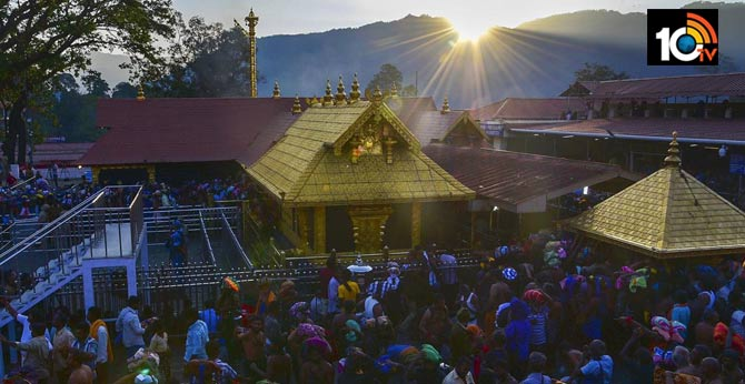 Sabarimala temple to reopen on June 14, No-COVID certificate required for pilgrims from other states