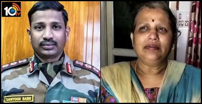 santosh's mother responds on her son's death