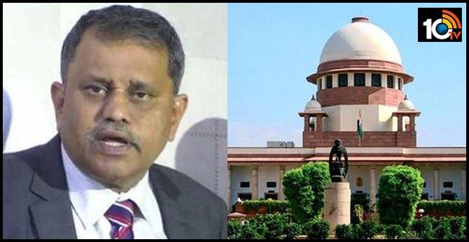 supreme court on ap sec nimmagadda case