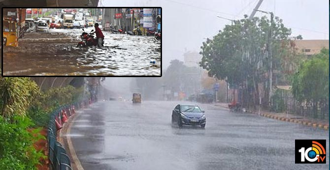 weather in telangana Heavy To Very Heavy Rains