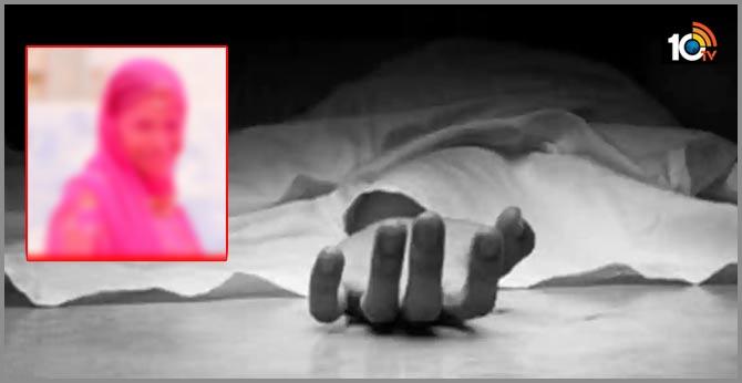 women dies of chunni
