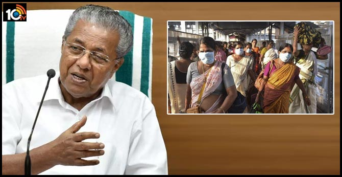Kerala issues new public guidelines to curb Covid spread