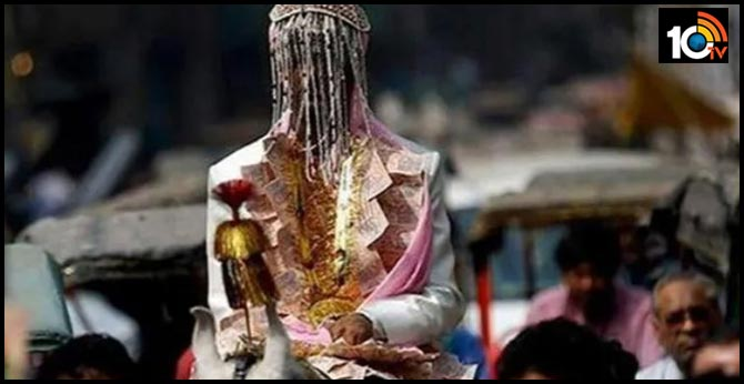 first wife complaint police Constable groom arrested in Marriege barat at uttar pradesh