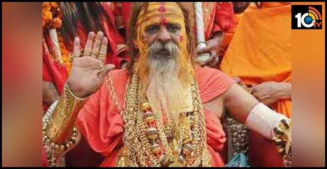 golden baba Alias Sudhir Kumar Makkar dies with cancer