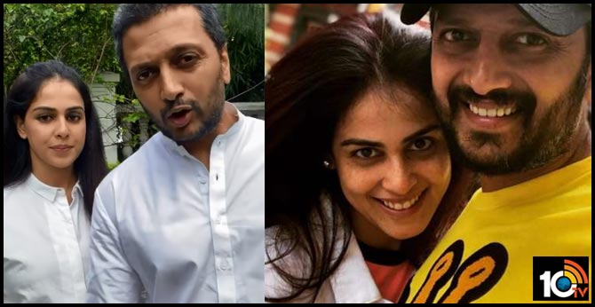 Riteish Deshmukh, Genelia Deshmukh pledge to donate organs on Doctor's Day