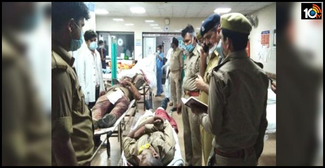8 cops killed, 6 injured in raid at notorious history-sheeter Vikas Dubey's house in Kanpur