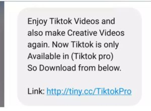 The New TikTok Scam that you must know