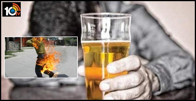 Grandmother-who-set-fire-to-her-grandson-due-to-liquor-drinking