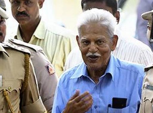 బ్రేకింగ్ న్యూస్ : వరవరరావు ఆరోగ్యం విషమం!