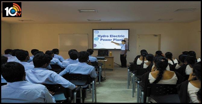 అక్టోబర్-15 నుంచి కొత్త విద్యాసంవత్సరం...AICTE
