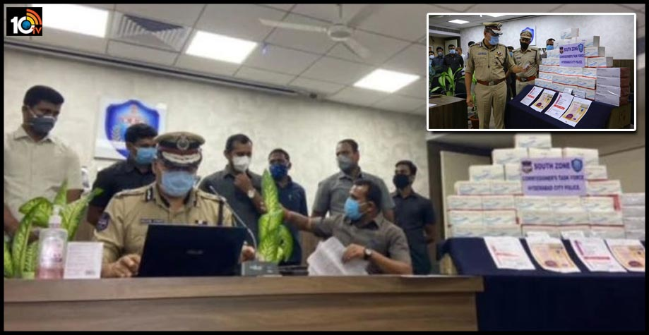 hyderabad-corona-medicine-in-black-market-as-hyderabad-police-busted-8-arrested1