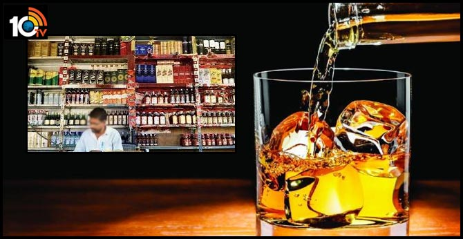 alcohol sales increased predicted HYDERABAD lockdown