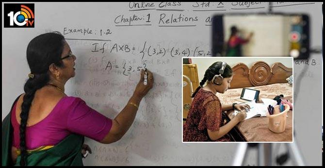 తమిళనాడులో జూలై 13 నుంచి ప్రభుత్వ పాఠశాల విద్యార్థుల కోసం ఆన్లైన్ క్లాసులు