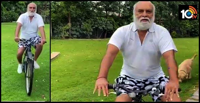 raghavendra-rao-cycle