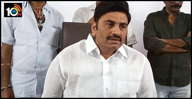 Retain Amaravati as Executive Capital: YCP MP to Jagan