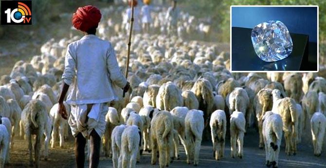 shepherd found diamond in kurnool district