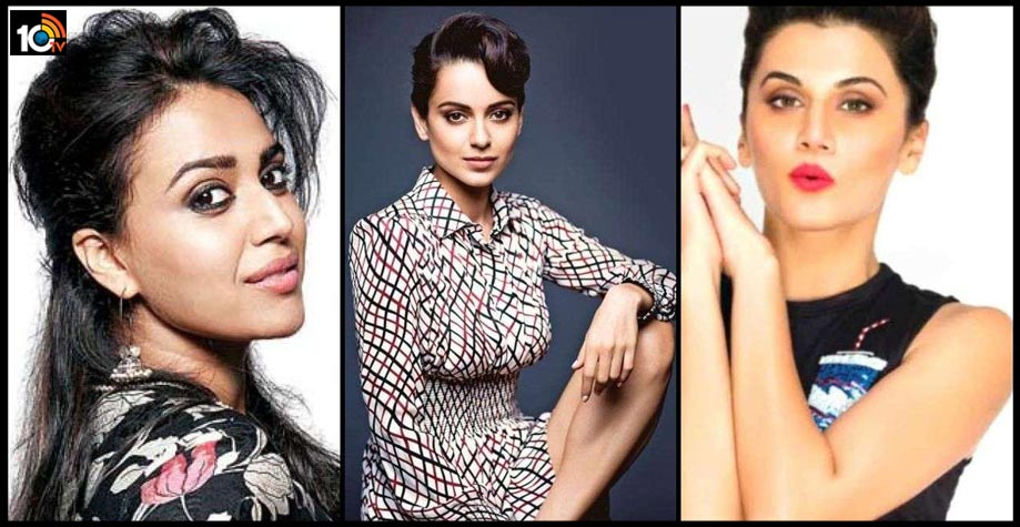taapsee-pannu-on-kangana-ranauts-allegations-and-swara-bhaskar-tweet-about-kangana