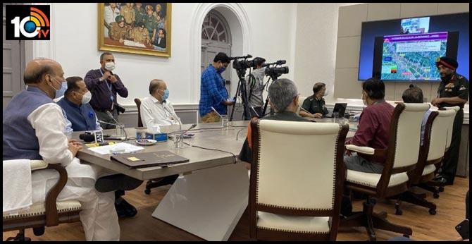 జమ్ము సెక్టార్ లో ఆరు వంతెనలను ప్రారంభించిన మంత్రి రాజ్ నాథ్ సింగ్