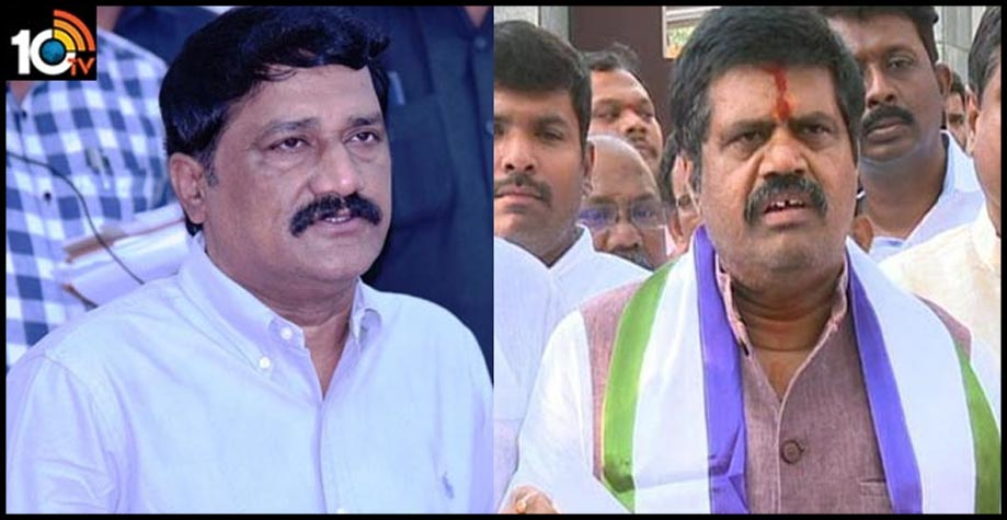why-ysrcp-showing-interest-to-join-ganta-srinivas-rao