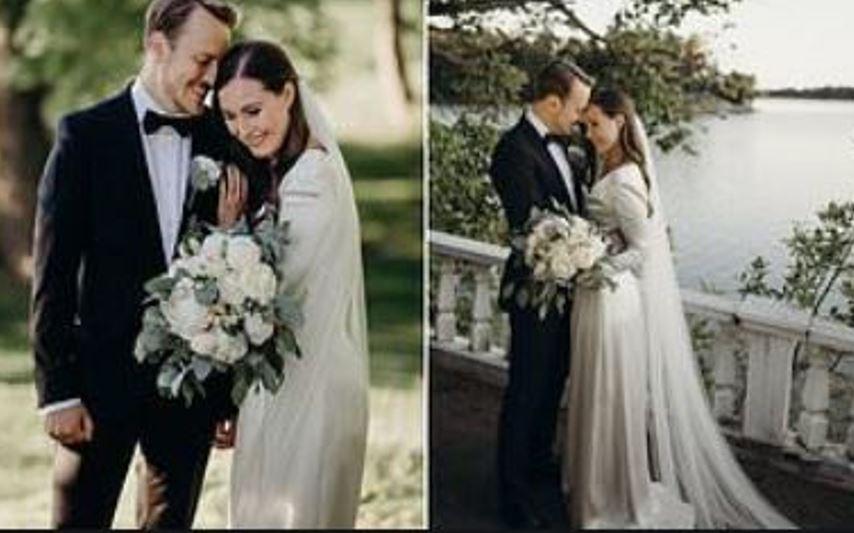 finland pm sanna marin married markus raikkonen intimate ceremony