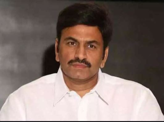AP capital in Amravati Manodhairya Yatra: MP Raghurama Krishnam Raju