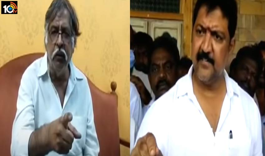 mla-vallabhaneni-vamsi-vs-dutta-ramachandra-rao-internal-conflicts-in-ycp-gannavaram-politics