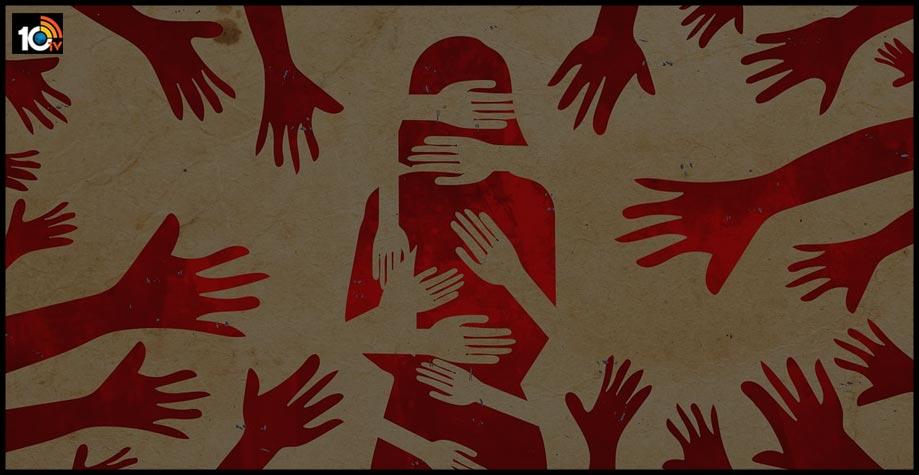 వివాహితపై సామూహిక అత్యాచారం..తూ.గో.జిల్లాలో దారుణం