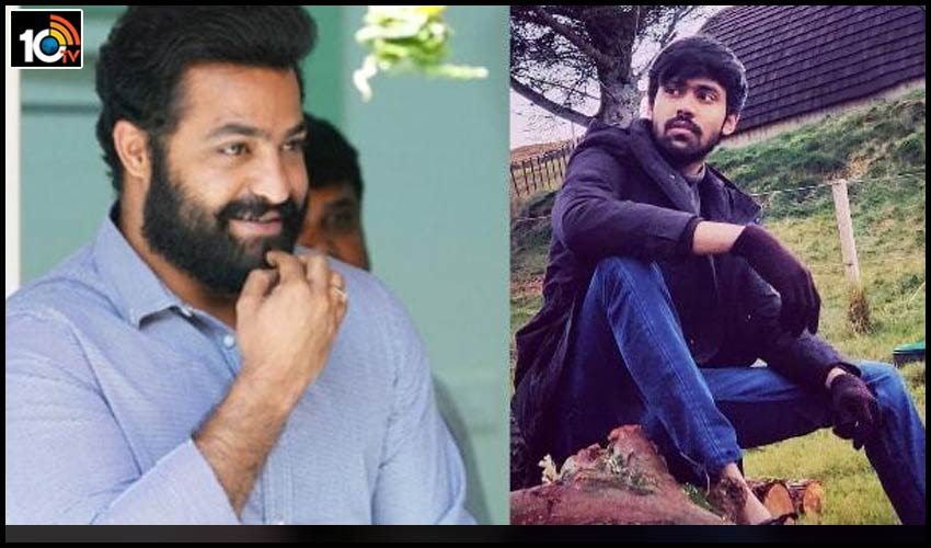 ntr-brother-in-law-to-enter-movies