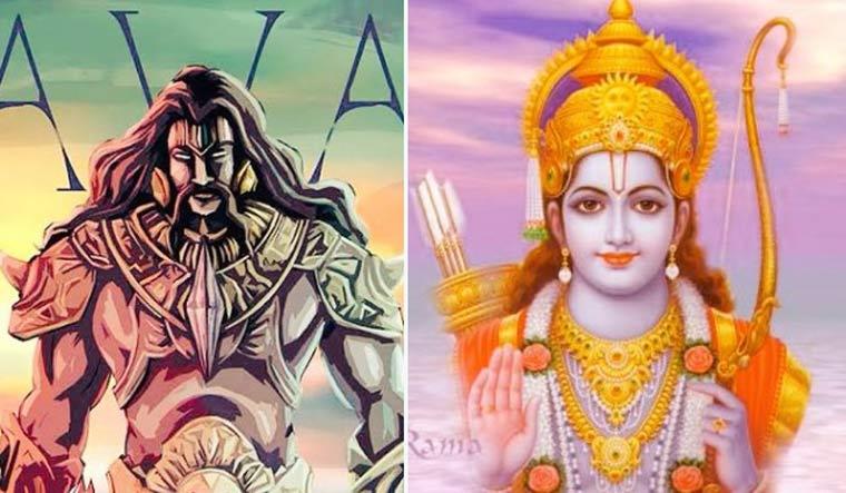 ట్విట్టర్లో రావణుడిపై తమిళుల ప్రశంసలు.. #LordofRavanan హ్యాష్ ట్యాగ్ ట్రెండింగ్