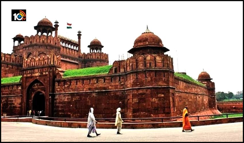 షాజహాన్ కట్టించిన అద్భుతమైన ఎర్రకోట.. ఎన్నో చారిత్రక ఘట్టాలకు సాక్ష్యం
