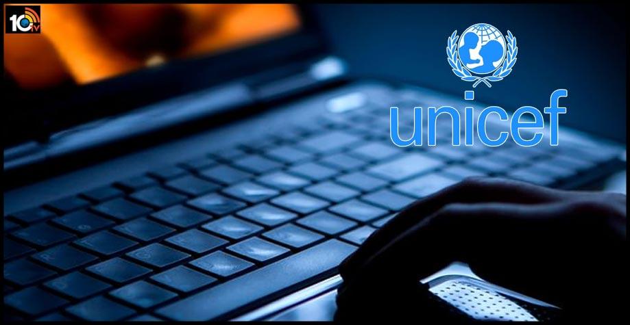చిన్నారుల అశ్లీల ఫొటోలు 12% భారత్ నుంచే.. UNICEF రిపోర్టు!