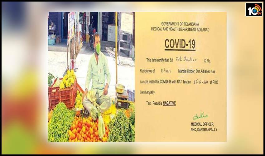 vegetables-vendor-display-corona-negative-report-infront-of-his-shop