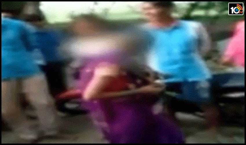 widow-woman-phc-man-shamed-paraded-in-up-village-residents-filmed-it