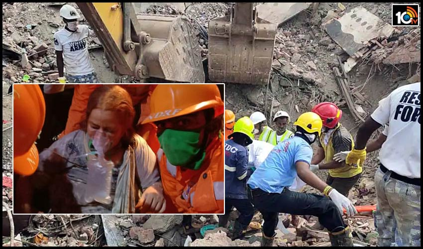 woman-rescued-after-26-hours-from-collapsed-maharashtra-building