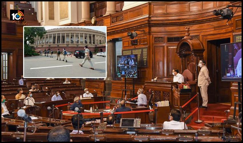కరోనా భయం : Parliament Monsoon Session నిరవధిక వాయిదా